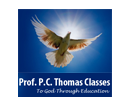 prof pc thomas classes