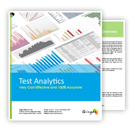 test analytic case study